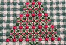 Christmas Needlework / by Deb Sartain