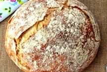 Bread / by Shirley Power