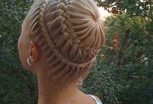 Hairstyles / by Loy-Kathy TruMay