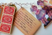 Vintage and Shabby / by Monica Elbert Fullerton