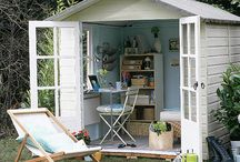 Office/Studio...someday... / by Laurel Putman @Chipping with Charm