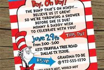 Baby Huft Dr. Seuss Shower / by Jessica Charney