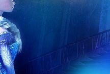 Frozen / by Christina Lopez
