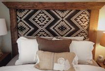 Western Home Living / From the barn to the bedroom, let your inner cowgirl be inspired by some of our favorite western decorating ideas. / by National Cowgirl Museum and Hall of Fame