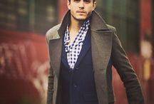 Man fashion / Fancy man / by Jana Erickson