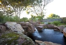 Natural Pools and Ponds - Chemical Free / Chemical free pools, using plants and soil matter for water filteration and purification / by Serendipity Garden Designs