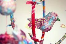 Crafts - Papier Mâche / by Carla Chagas