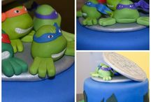 Gerald's 4th birthday party / by Amanda McDonald