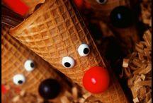 cute food idears / by Jane Brunet