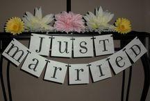 Other wedding ideas I didn't use / by Kristen Lorenz