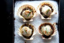 Seafood  Recipes / by Carla Stixs