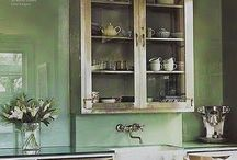 Kitchen ideas / by Mary Luke