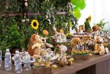 Party Themes/Ideas / by Debbie Ziegler