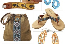 Fashion--Southwestern & More / by Teresa Taylor-Sousa