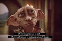 Harry Potter = <3<3 / by Carly Fields