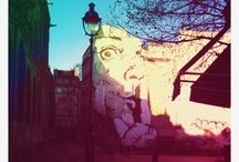 Street Art in Paris  / by Pascou & son univers