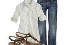 favorite outfits / by Morgan Hoff