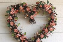 WREATHS / by Marcy Gowen