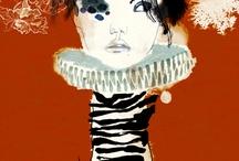 Illustration / by Martha Gonzalez