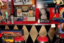 Mancave/ bars / by Kevin Gallant