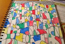 Intro-sketchbooks / by Clevell Koon