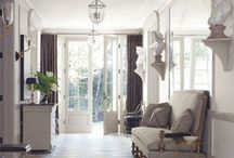 ROOM: FOYER / by Suzanne Dufault Design