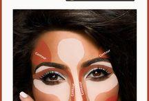 Make up / by Sammie McDaniel