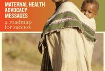 Maternal health supplies: advocacy resources / A collection of advocacy resources for maternal health supplies.  / by PATH Global Health