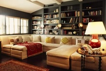 beautiful living rooms / by Leah Smith