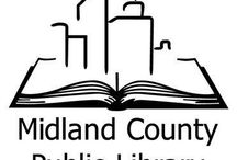 Newsworthy / MRT articles about our library and closing dates. / by Midland County Public Library