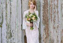 Rustic Wedding / Rustic wedding details for decor, attire, and getting a pretty, romantic country wedding style. / by Dress for the Wedding
