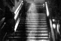 Ghost photos / Historic photos of so called ghosts.  / by Zachary Schneider