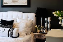 Home - Bedroom Inspiration / by Amber Johnson