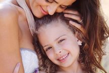 Mother and daughter poses / by Dawn Abel