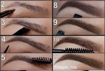 Makeup / by Nelette Gibb