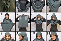Hijab / by Jennifer Susan