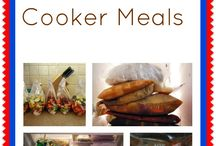 SlowCooker Meals / by Erin S