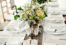 Table Settings / by Agape Hammond