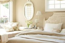 Our master bedroom ideas / by Kelly Eastep