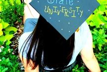 Graduation stuff / by Kelley Alexander