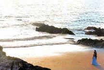 Beach & Coastal Weddings / Ideas and inspiration for beach and coastal weddings. / by Nathan {Artemis Stationery}