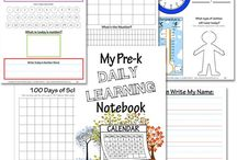 Preschool Ideas / by Creations by Mrs. Mouse (Melissa Mize)