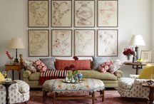 living rooms / by Sara Silburn