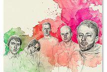 radiohead / by Beth Anderson