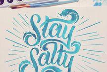 Graphic Design, Illustration, Typography Inspiration / A collection of graphic design, illustration, and typography inspiration. / by Tesa Nicolanti