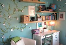 Cameryn's Room / Trying to come up with some ideas for Cameryn's new bedroom. / by Elegant Event Sitters, Inc.