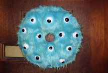 Halloween craft/project ideas / by Colleen Wolfbauer