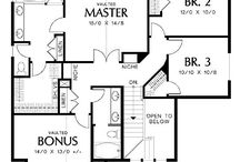 Our House Plans And Designs / by Erica Keller