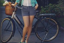 bicycle / by Kathleen Frances