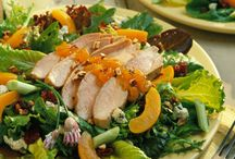 Salad / Eat a fresh salad for a meal or a wonderful addition to any meal! / by Hugo's Family Marketplace